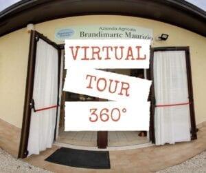 Virtual Tour azienda agricola formaggi Norcia