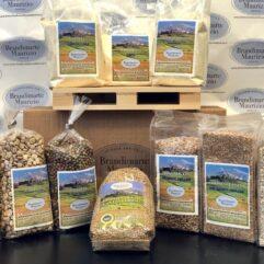 legumi e farine